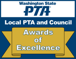 Local PTA and Council Awards of Excellence