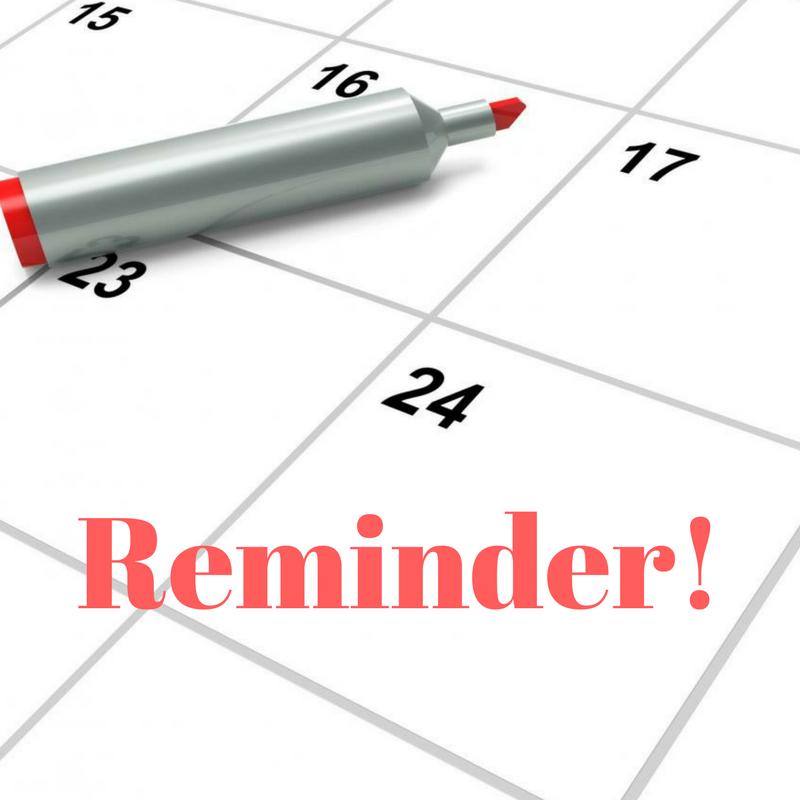 Reminder Irs 1099 Misc Due